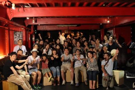 ジャムセッション 神戸