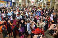 元町ハロウィンパレード無事終了しました(^^)/