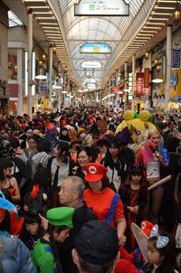 第3回元町1番街ハロウィンパレード!!