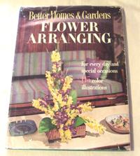 写真本 Better Homes & Gardens : FLOWER ARRANGING