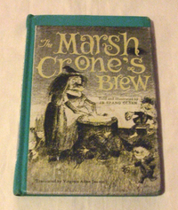 絵本 Ib Spang Olsen : The Marsh Crone's Brew