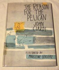 絵本 Madeleine Gekiere : The Reason for The Pelican
