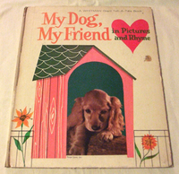 絵本 Sidney Rafilson : My Dog, My Friend
