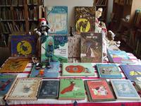 ハロウィンの絵本と雑貨フェア