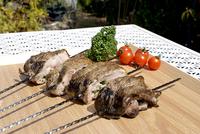 【BBQレシピ】ヘルシー!鶏もも肉のハーブグリル