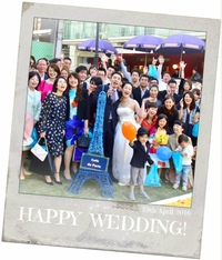 Kobe wedding /bistrotcafedeparis
