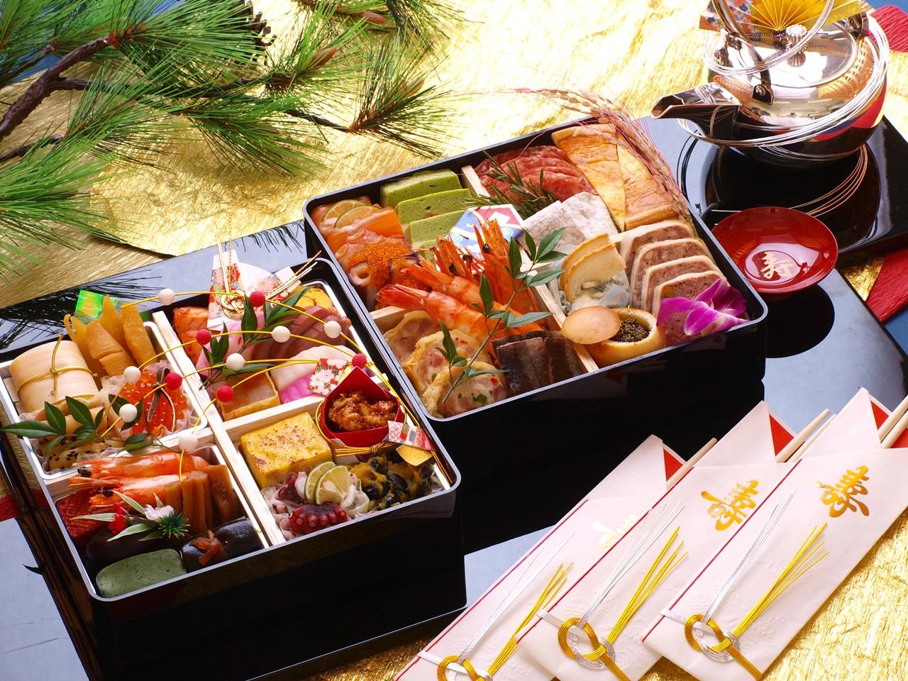 和食と洋食の料理長が心を込めてお詰め致します リピータ・・・