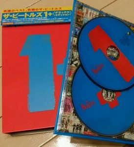 「THE Beatles 1 全世界発売完全生産限定Blu-ray」Getしました!(^_^)v