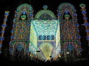 ☆神戸ルミナリエ2015開幕☆ 皆様!神戸ルミナリエをお楽しみください(^_^)v