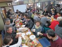 最後の昼食会(神戸市長田区)