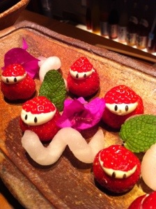 イチゴの美味しい食べ方ψ(`∇´)ψ