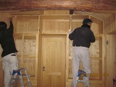 壁面収納2