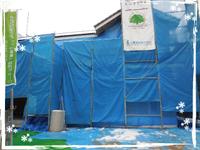 西島Ⅱの家 構造見学会