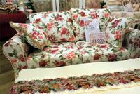 ROSE GARDEN 乙女ゴコロをくすぐる薔薇とレースの似合うの家具たち