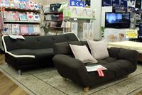 新生活応援フェア開催!枕やソファベッド、テーブルクロスもオススメです