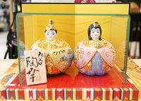九谷焼のお雛様、ひな祭りに使いたい器たち