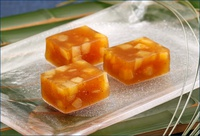 夏の和菓子(4)「冷やし銀つば」