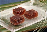 夏の和菓子(3)「冷やしきんつば」
