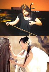二胡&古筝のセッション