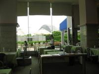 ホテルオークラ土日限定ビュッフェテラスレストラン