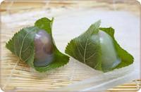 夏の和菓子(1)くず桜