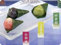 夏の和菓子(2)笹露(ささつゆ)