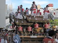 東灘だんじり祭