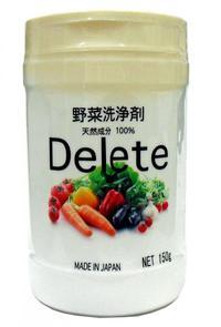 [新商品] 野菜洗浄剤 PROGRESS Delete(プログレス デリート)