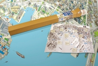 [人気商品] 港町神戸鳥瞰図(2014年版)