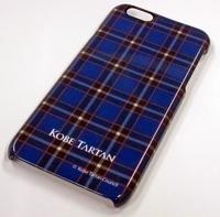 [新商品] 神戸タータンデザイン iPhone6/6Sケース