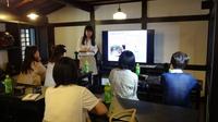 第1回基本教室「ボケを活かした写真」の撮り方教室開催ー!!