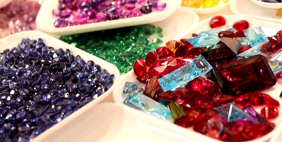 宝石(色石 貴石)の1カラットあたりの輸入原価