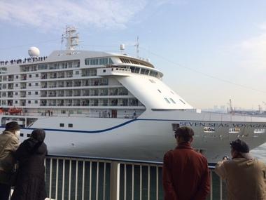 ポートターミナル船