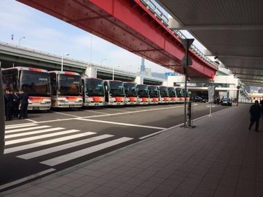 ポートターミナルバス