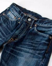 後発ブランドのフラットヘッドのジーンズは凄い