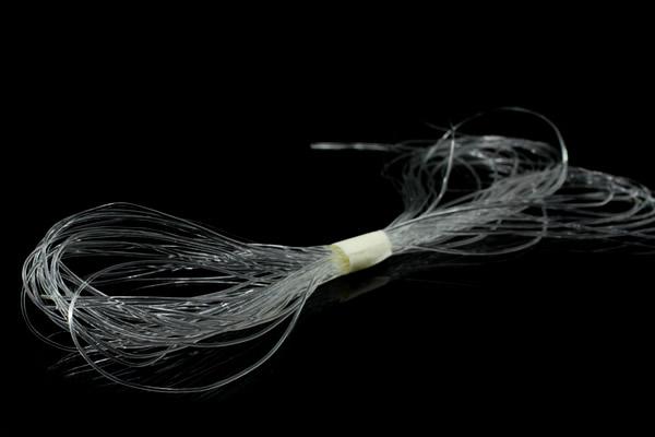 ブレスレットの中糸