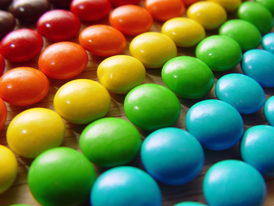 色と運気の関係
