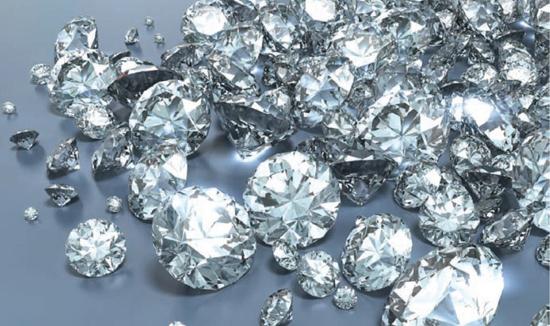 天然石の産地(日本) ダイヤモンド