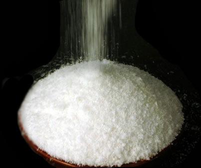 天然塩での浄化