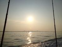 一年ぶり~蛸釣り船!
