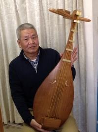 ♪ 薩摩琵琶 ♪