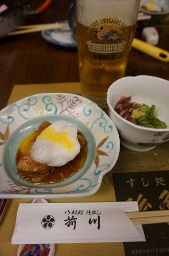 尾道鍋研究会3月例会「淡雪鍋」