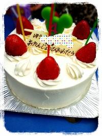 ◇◆お花見deお誕生日会◆◇