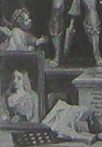 大公と特に近親な関係にあった2、3の画家の埼合は大量の作品を収集されている