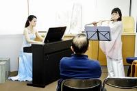 「まるたやフレンドリーコンサート」3日目はフルートの演奏♪