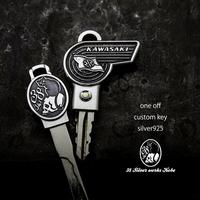 +custom key+