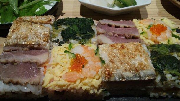 神戸三宮「お米研究所イナズマ」 神尾くんのお店にラン・・・