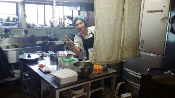 岐阜県大垣「マリマイカフェ」 友達が古民家を改装・・・