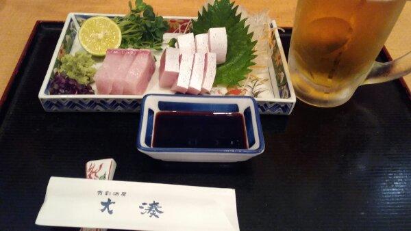 神戸新開地「大湊」