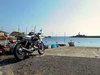 英国車快走路ガイドその1 青春の島「淡路島北淡コース」